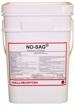 NO-SAG® Biopolymer Gel Strength Enhancer