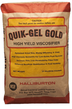 QUIK-GEL GOLD™ High Yield Viscosifier