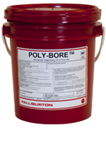 POLY-BORE™ Borehole Stabilizing Dry Polymer
