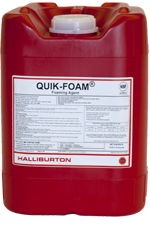 QUIK-FOAM® High Performance Foaming Agent