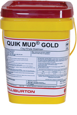 QUIK MUD® GOLD Clay and Shale Stabilizer