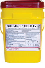 QUIK-TROL GOLD LV Low Viscosity Highly Dispersible Filtration Control Additive
