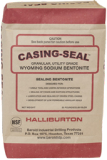 CASING SEAL™ Sealing and Plugging Material