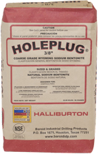 HOLEPLUG® Graded Sodium Bentonite