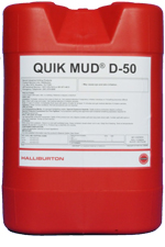QUIK MUD® D-50 Liquid Polymer Dispersion