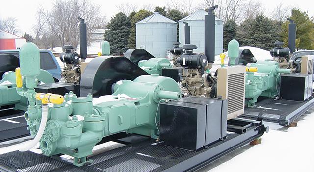 Pumps and Pump Parts